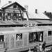 Szent Jobb vonata Ujdombóvár 1938