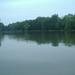 A Vekeri tó víztükre