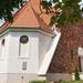 Református templom Hévíz