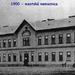 1900 - mestská nemocnica v Lučenci na Tuhárskom námestí