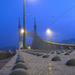 Szabadság híd téli hajnalon