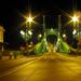 Szabadság-híd este
