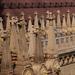 Vízköpők a Parlament tetején