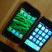 2 iphone a házban