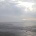 Tisztul az ég a befagyott Fertő tó felett