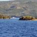 Skorpió szigetnél hajózunk
