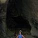 A vár belső barlangrendszere