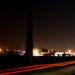 Kémény a város szélén