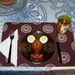 ennivalók, szalámi főttojással